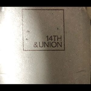 14th & Union Shoes - 🍁14th & Union Chelsea Gray/Taupe Ankle Bootie 6.5